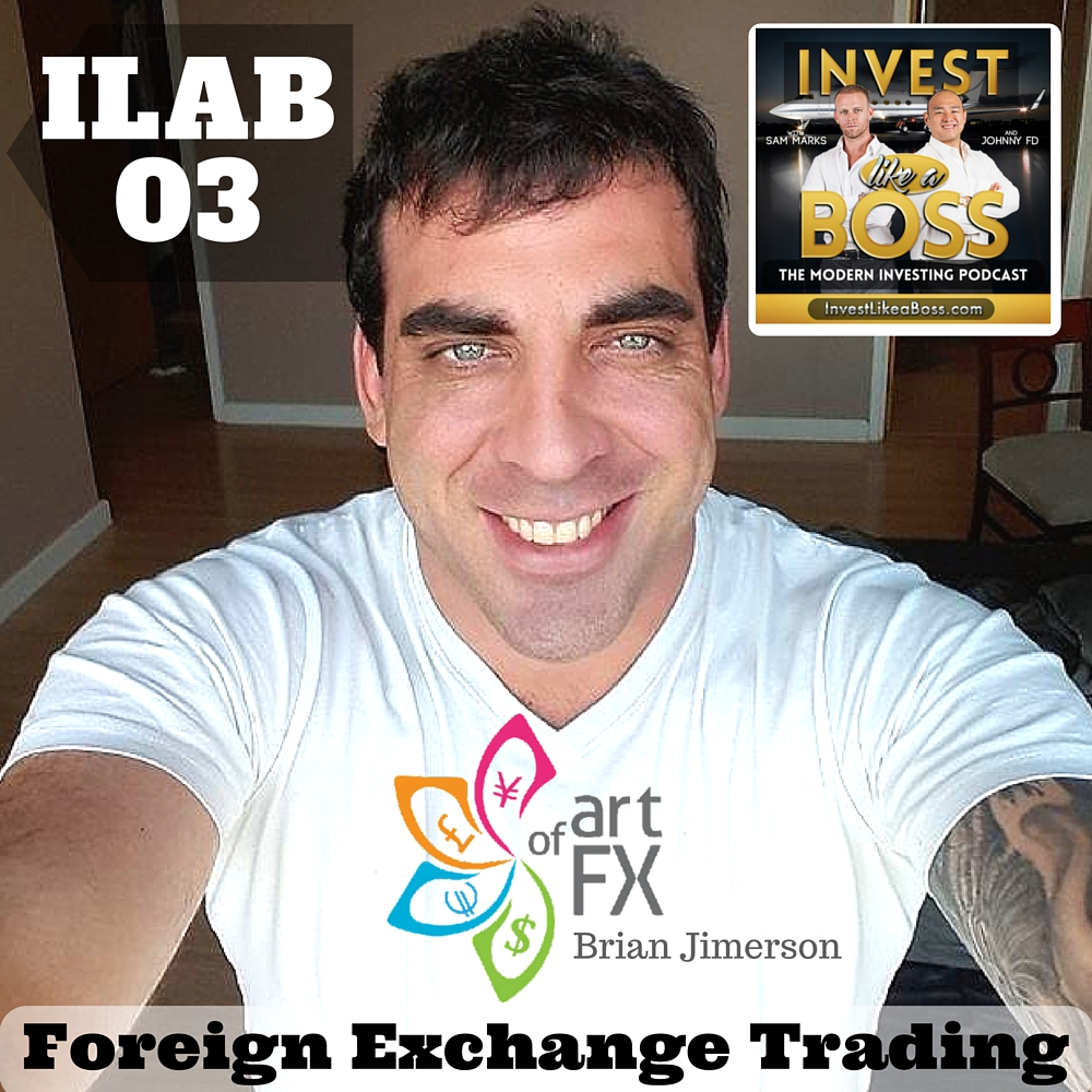 Foreign Exchange Trading With Brian From Art Of