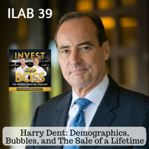 Harry Dent: Demographics, Bubbles, and The Sale of a Lifetime