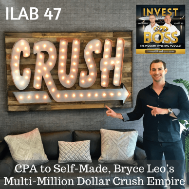 CPA to Self-Made, Bryce Leo's Multi-Million Dollar Crush Empire