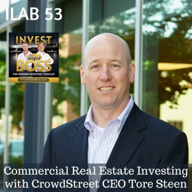 Commercial Real Estate Investing, CrowdStreet, Tore Steen, crowdsourcing