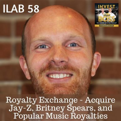 58: Royalty Exchange - Acquire Jay-Z, Britney Spears, and Popular Music Royalties